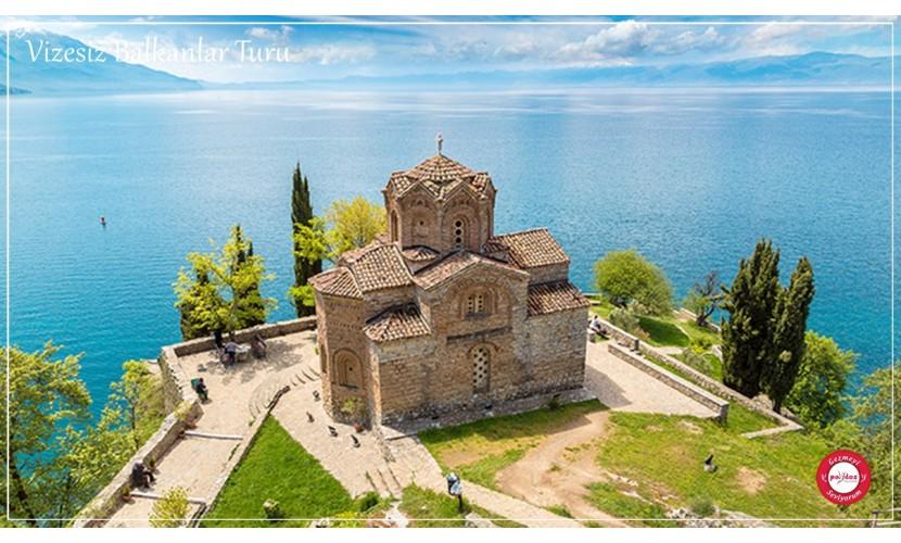 Yılbaşı Özel Vizesiz Balkan Üçlüsü Turu 29 Aralık- 1 Ocak