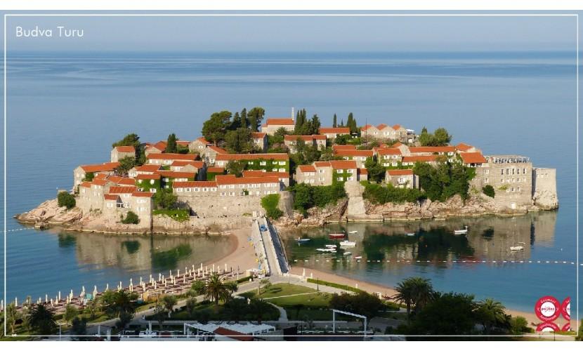Budva Turu 5 Ülke Yunanistan Arnavutluk Karadağ Kosova Makedonya
