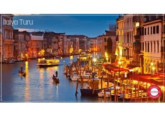 Bella İtalya Turu İzmir'den Direkt Uçuşla