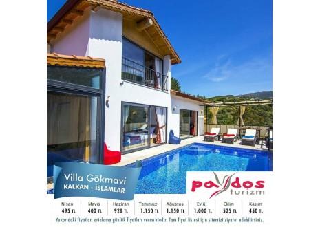 Villa Gökmavi